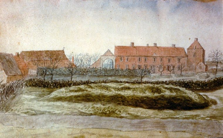 burg-berum-vorburg-1815