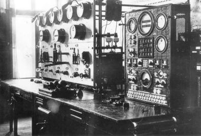 Der erster Röhrensender von 1924