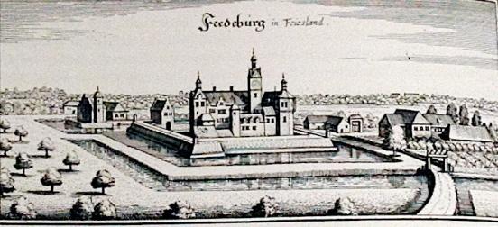 Begehrte Burg in begehrter Lage