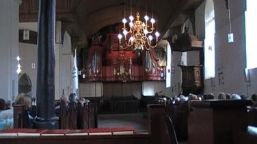 Schnitger-Orgel in Weener