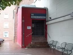 Bunkermuseum Emden Eingang