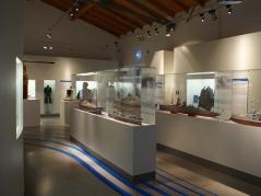 Marinemuseum Wilhelmshaven Innenansicht