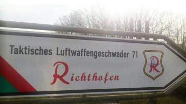 Richthofen Wegweiser
