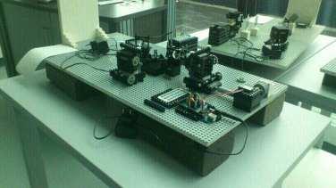 Experimentarium Robotik