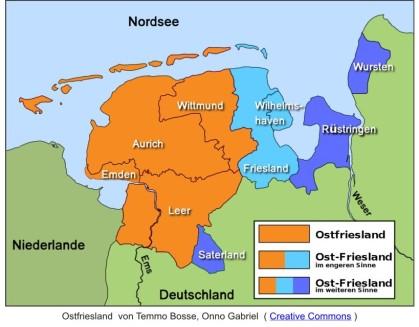 Ostfriesland extended