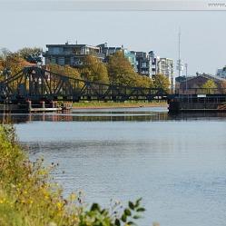 Wilhelmshaven - Deichbrücke