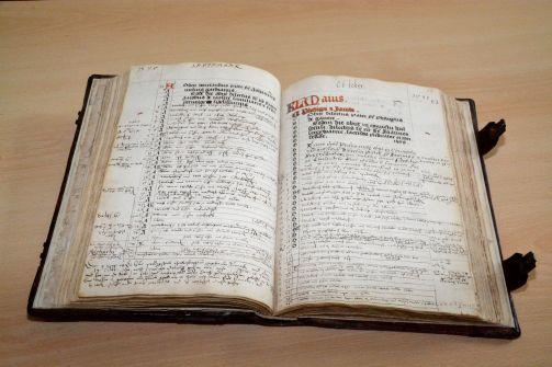 Das Calendarium Historicum des David Fabricius