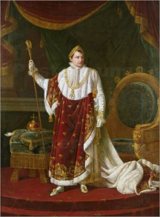 Portrait Napoleon