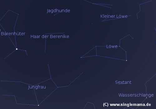Sternenhimmel über Ostfriesland Mai 2017