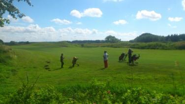 Golfer Luetetsburg
