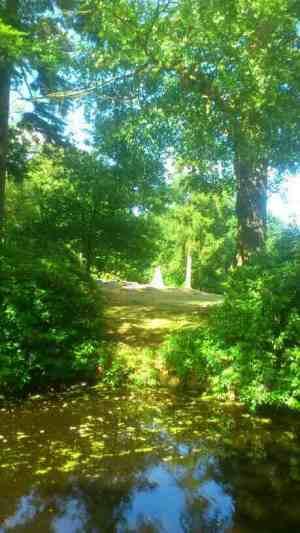 Lütetsburg: Insel der Seligen