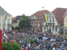 Schuetzenfest Marktplatz