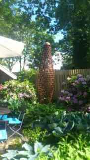 Skulptur Wuebbena