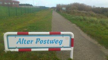 Alter Postweg Norderney