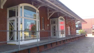 Aurich Bahnhof Gleis