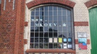 Eisenbahnmuseum Fenster