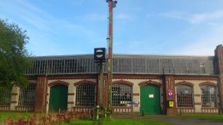Eisenbahnmuseum Totale