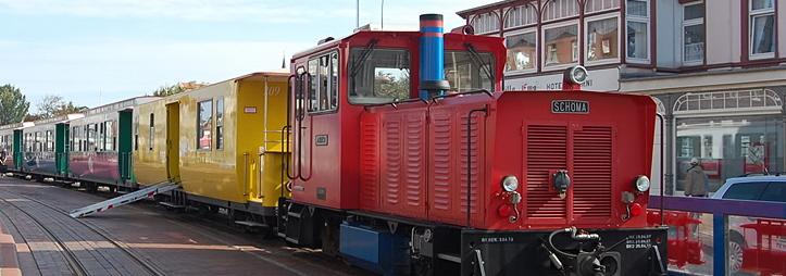 Inselbahn Borkum