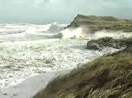 Juist: Sturmflut 2007