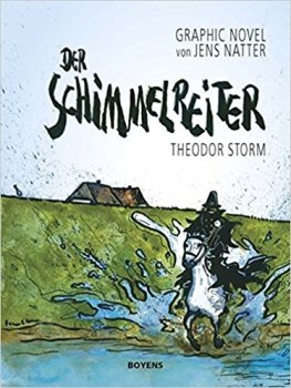 2014 Graphic Novel Jens Natter