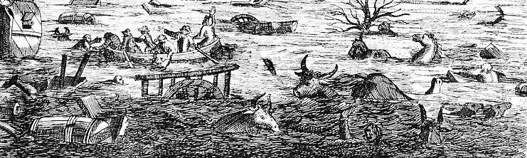 Szene 2 Weihnachtsflut 1717_Wikipedia