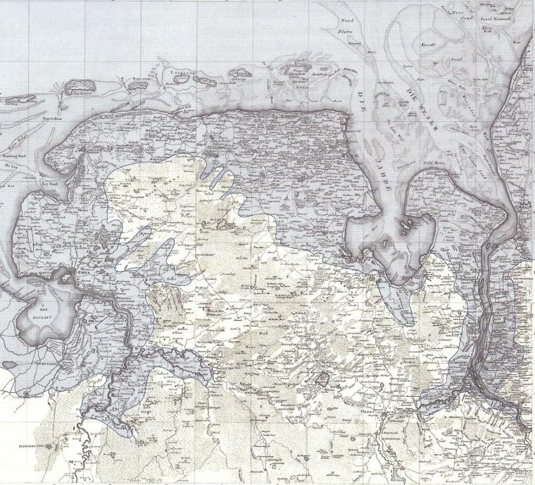 Ueberflutungen 1717