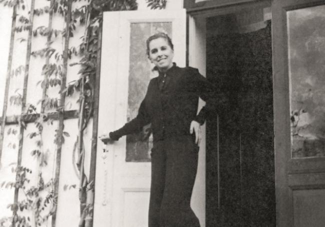 Rungstedlund Karen Blixen 1942