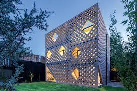 Rosario Brick House Nacht