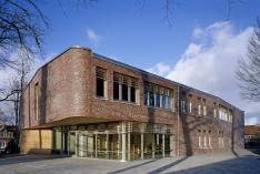 Schule in Hamburg.