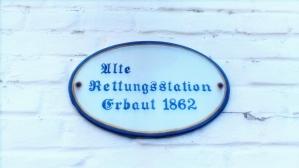 Alte Rettungsstation von 1862