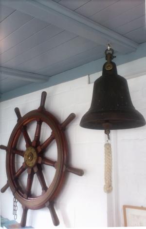 Glocke im Museum