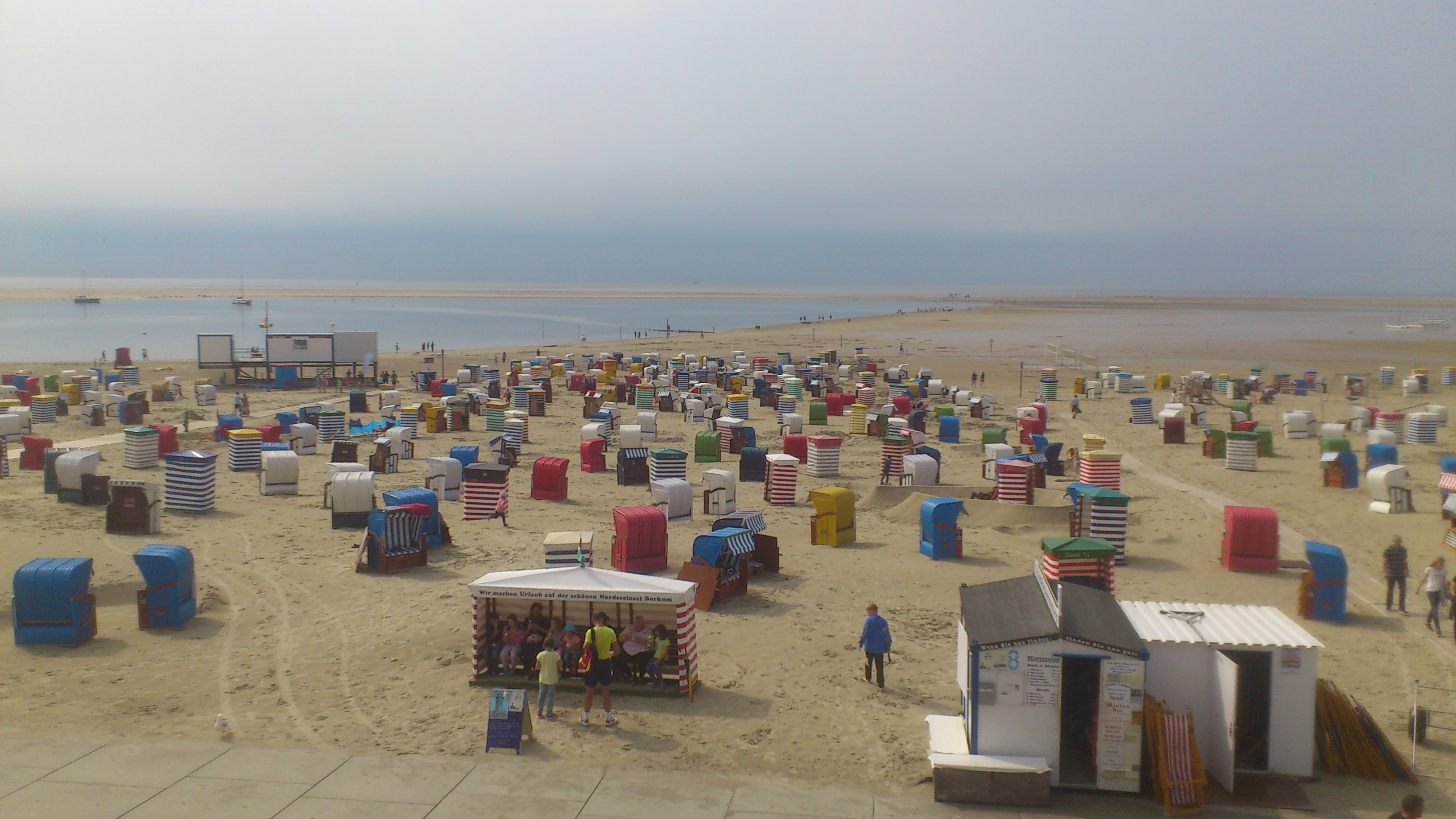 Borkum Strandzelte