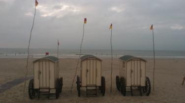 Norderney Strandkarren