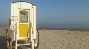 Strandkarren Wangerooge 1