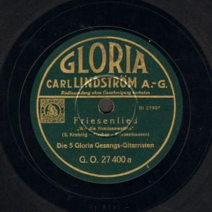 Gloria Friesenlied