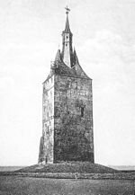 Wangerooge_Alter Westturm_1900