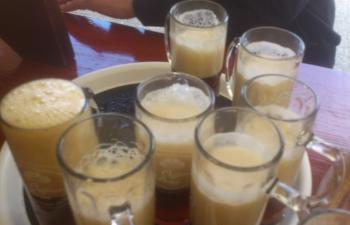3 Bierschaum