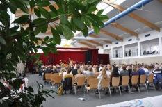 Die Festveranstaltung bei der 90Jahrfeier der Hermann Lietz-Schule Spiekeroog(1)