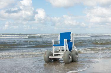 Das Strandmobil. (© Patrick Kösters)