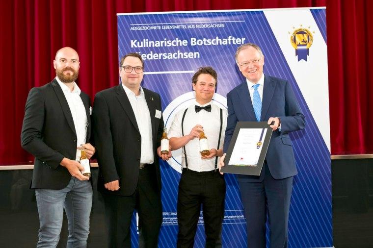 Eistee - kulinarische Botschafter Niedersachsen