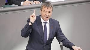 Johann Saathoff Bundestag Zeigefinger