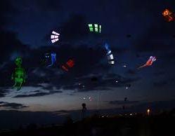 Nachthimmel - Norddeich
