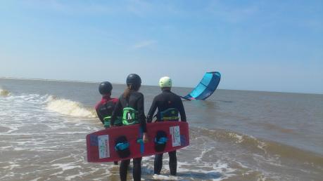 Training am Wasser 1