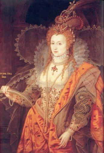 ... Freundin von Elisabeth I. von England.