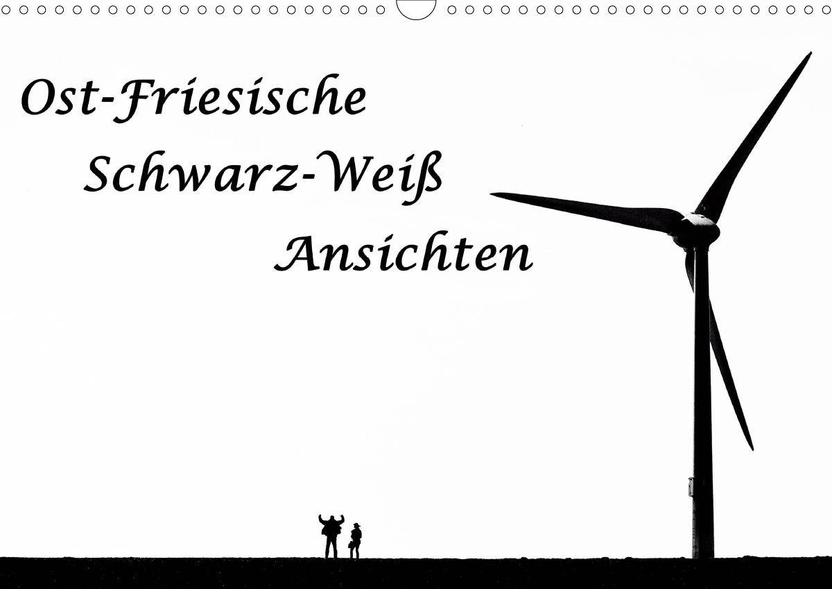 Ostfriesland Schwarz-Weiß