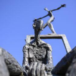 Hannes Helmke Skulptur an der Hermann Lietz Schule_4