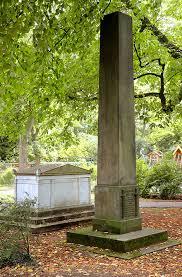 Obelisk Georg Wilhelm Müller